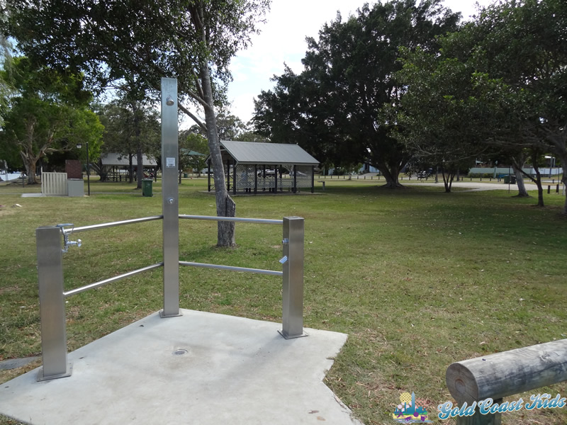Photo of Outdoor Shower at Charles Holm Park