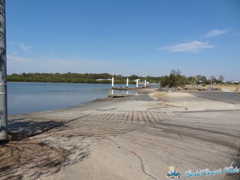 Photo of boat ramp at Lions Park Paradise Point