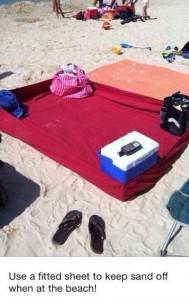 Beach hacks 1